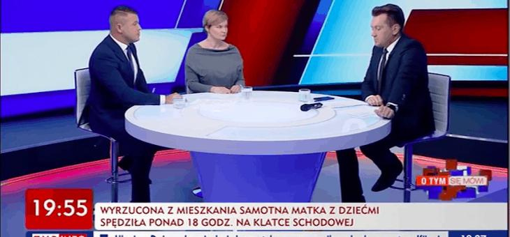 TVP INFO – prawa lokatorów